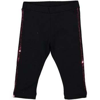 textil Flickor Leggings Melby 20F2061 Svart