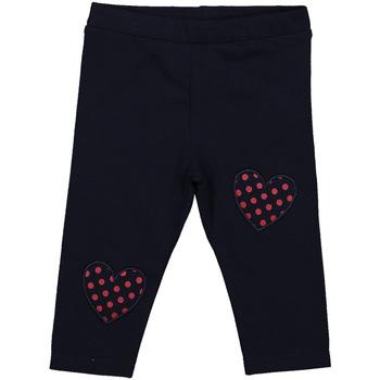 textil Flickor Leggings Melby 20F0021 Svart