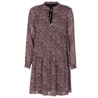 textil Dam Korta klänningar Ikks BS30035-35 Röd