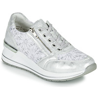 Skor Dam Sneakers Remonte Dorndorf SALAN Silver