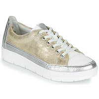 Skor Dam Sneakers Remonte Dorndorf PHILLA Guldfärgad / Silver