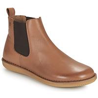 Skor Dam Boots Casual Attitude ODILETTE Kamel