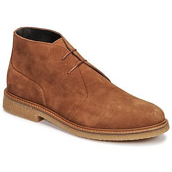 Skor Herr Boots Casual Attitude NETOINE Brun