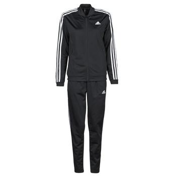 textil Dam Sportoverall adidas Performance W 3S TR TS Svart