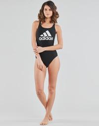 textil Dam Baddräkt adidas Performance SH3.RO BOS S Svart