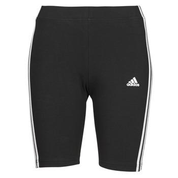 textil Dam Leggings adidas Performance W 3S BK SHO Svart
