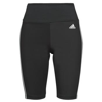 textil Dam Leggings adidas Performance W 3S SH TIG Svart