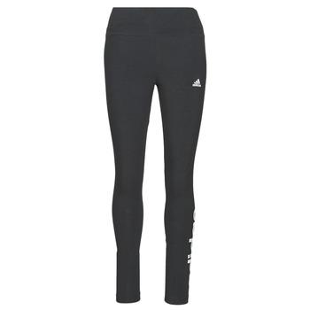textil Dam Leggings adidas Performance W LIN LEG Svart
