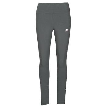 textil Dam Leggings adidas Performance W LIN LEG Grå
