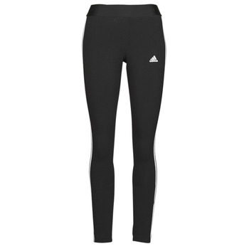 textil Dam Leggings adidas Performance W 3S LEG Svart