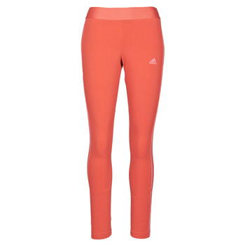 textil Dam Leggings adidas Performance W 3S LEG Röd