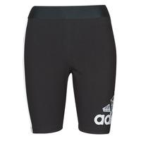 textil Dam Leggings adidas Performance SUMsportSHORT W Svart