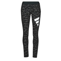 textil Dam Leggings adidas Performance W WIN TIGHT Svart