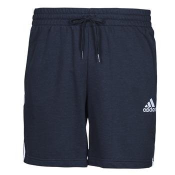 textil Herr Shorts / Bermudas adidas Performance M 3S FT SHO Blå