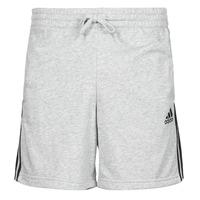 textil Herr Shorts / Bermudas adidas Performance M 3S FT SHO Grå