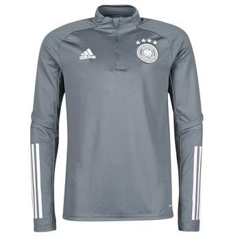 textil Herr Sweatshirts adidas Performance DFB TR TOP Grå