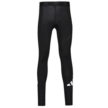 textil Herr Leggings adidas Performance TF 3 BAR LT Svart