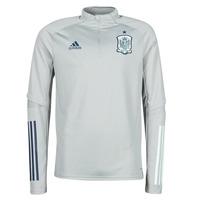 textil Herr T-shirts adidas Performance FEF TR TOP Grå