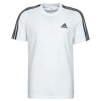 textil Herr T-shirts adidas Performance M 3S SJ T Vit