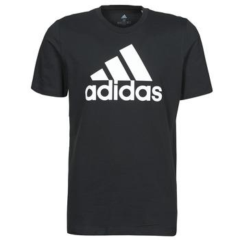 textil Herr T-shirts adidas Performance M BL SJ T Svart