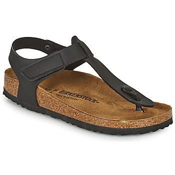 Skor Barn Flip-flops Birkenstock KAIRO HL Svart