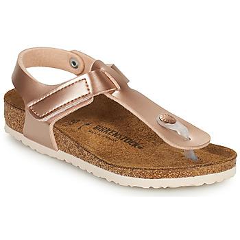 Skor Flickor Flip-flops Birkenstock KAIRO HL Rosa