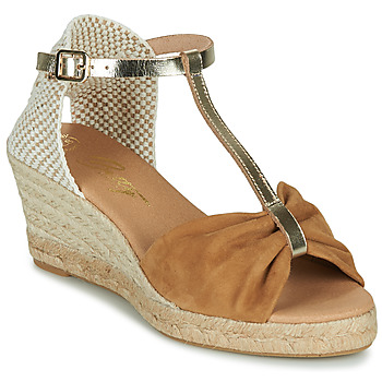 Skor Dam Sandaler Betty London OREINOA Kamel