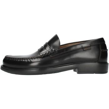 Skor Herr Loafers CallagHan 90000 Black
