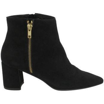 Skor Dam Boots Humat  Negro
