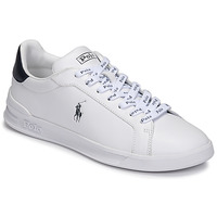 Skor Sneakers Polo Ralph Lauren HRT CT II-SNEAKERS-ATHLETIC SHOE Vit / Marin