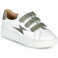Skor Dam Sneakers Vanessa Wu BK2231AN Vit / Grå