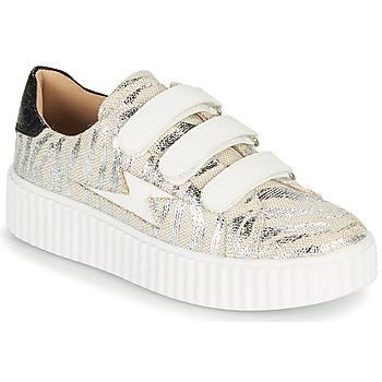Skor Dam Sneakers Vanessa Wu BK2065BA Grå