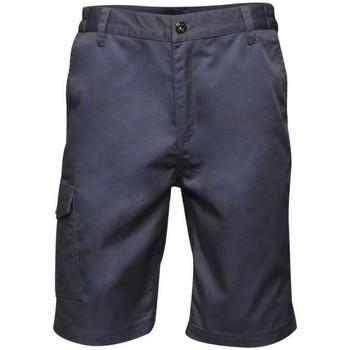 textil Herr Shorts / Bermudas Regatta  Marinblått