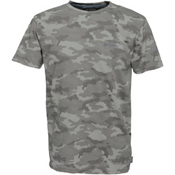 textil Herr T-shirts Regatta  Rock Grey