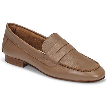 Skor Dam Loafers Betty London OSANGE Kamel