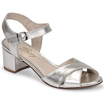 Skor Dam Sandaler Betty London OSKAIDI Silver