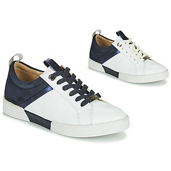 Skor Dam Sneakers JB Martin GELATO Vit / Marin