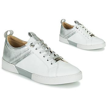 Skor Dam Sneakers JB Martin GELATO Vit / Silver