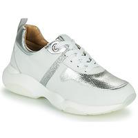 Skor Dam Sneakers JB Martin WILO Vit / Silver