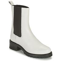 Skor Dam Boots Betty London OLANDI Vit