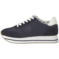 Skor Dam Sneakers S.Oliver 552361222805 Grenade