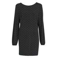textil Dam Korta klänningar Guess SORAYA Dress Svart