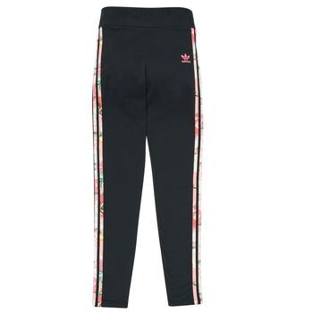 textil Flickor Leggings adidas Originals FLAME Flerfärgad