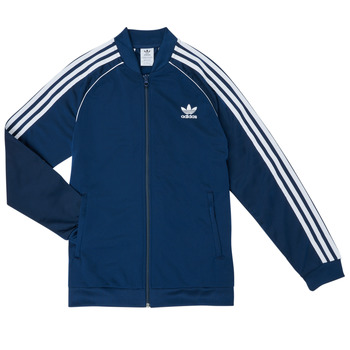 textil Barn Sweatjackets adidas Originals GN8452 Blå