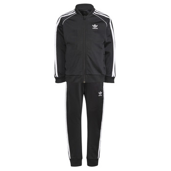 textil Barn Sportoverall adidas Originals GN4362 Svart