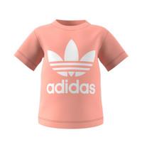 textil Barn T-shirts adidas Originals GN8176 Vit