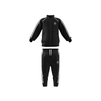 textil Barn Sportoverall adidas Originals GN8441 Svart