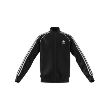 textil Barn Sweatjackets adidas Originals GN8451 Svart