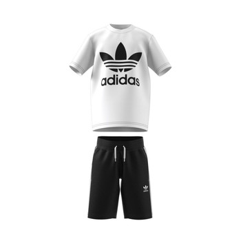 textil Barn Set adidas Originals COLIPA Vit