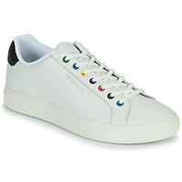 Skor Herr Sneakers Paul Smith REX Vit